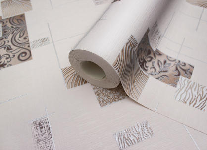 Моющиеся виниловые обои на бумажной основе LS Дакар МНК1-1052