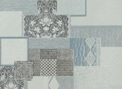 Моющиеся виниловые обои на бумажной основе LS Коллаж МНК 5-1292